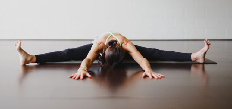 How Yoga Teaches Us To Honor Our Pain Hero Image
