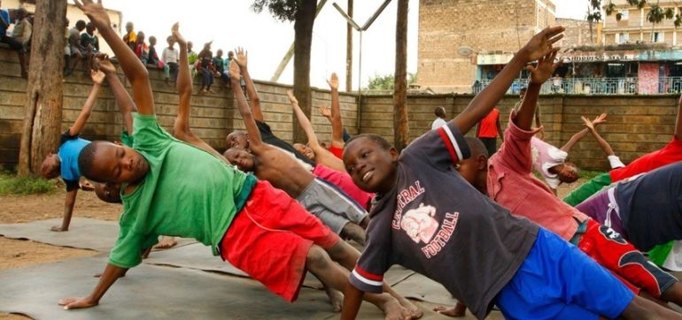 Yoga In Africa (Gorgeous & Inspiring Photos That Will Melt Your Heart) Hero Image