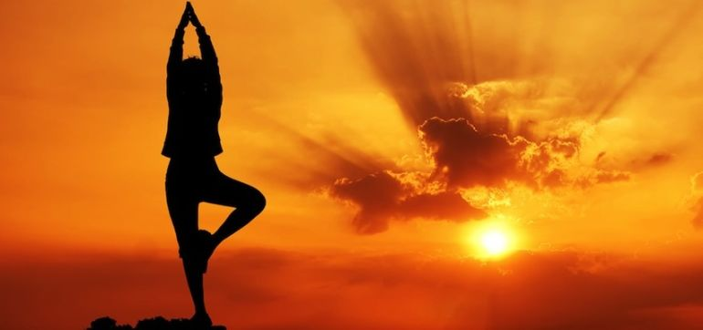 What I Learned From My Favorite Yoga Teacher Hero Image