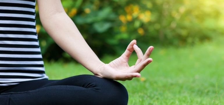 A Stress-Free Guide To The Core Of Yogic Philosophy Hero Image