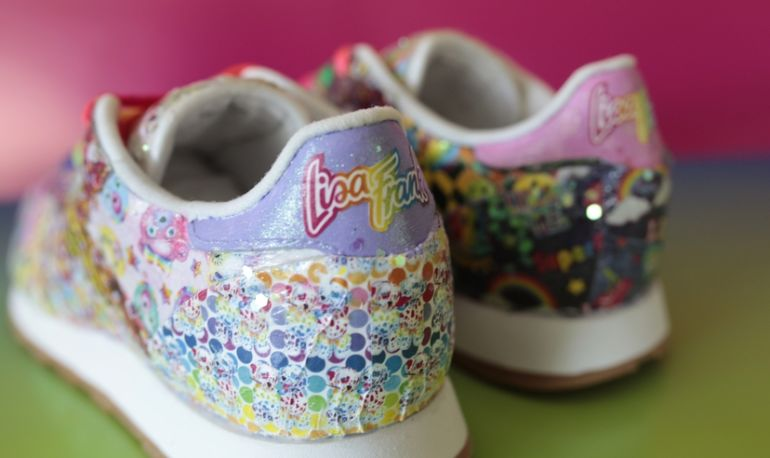Reebok & Lisa Frank Just Teamed Up To Make The '90s Sneaker Of Our Dreams Hero Image