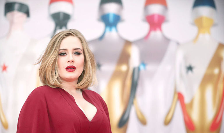 Adele's Trainer Spills On Fat-Burning Workouts & Beauty Foods Hero Image