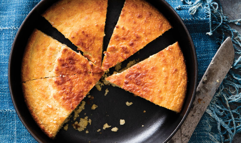This Gluten-Free, Dairy-Free Cornbread Is Your Ultimate Hearty Side Dish Hero Image