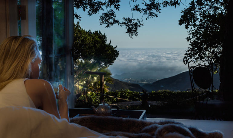 A Sneak Peek Inside The New Malibu Wellness Retreat That Costs $10,000 A Week Hero Image
