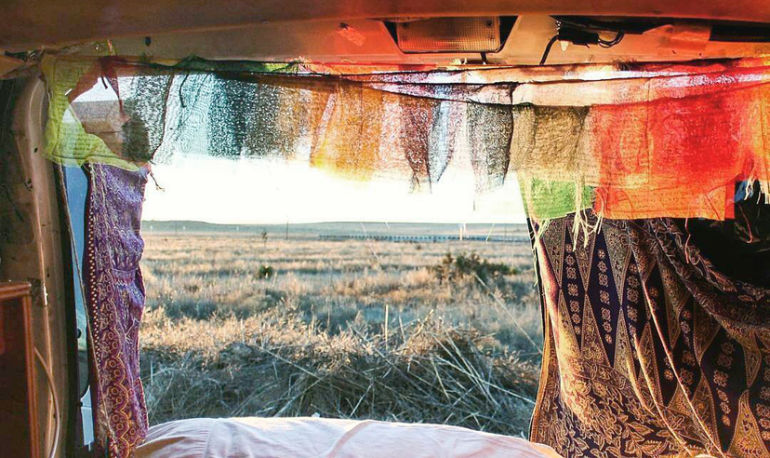 I Travel The Country Solo In A Van. Here's What I Love (And Hate) About It Hero Image