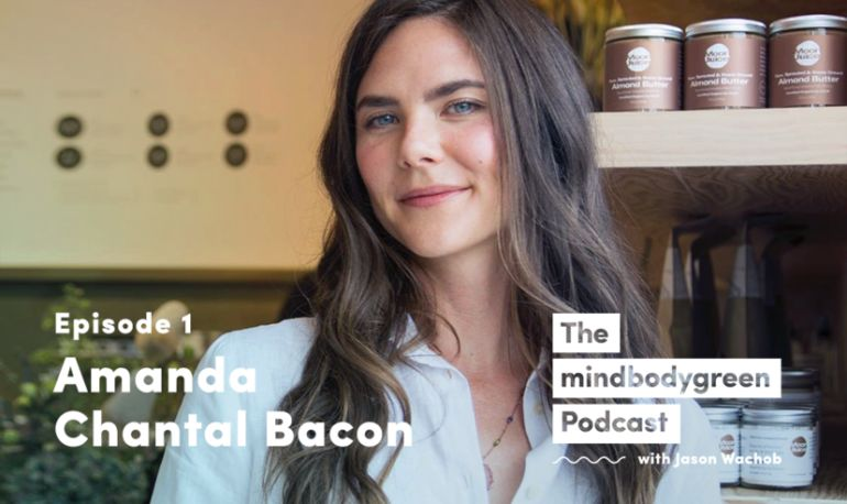 Amanda Chantal Bacon, Founder Of Moon Juice, On Adaptogens, Embracing The Haters + Surrendering To The Universe Hero Image