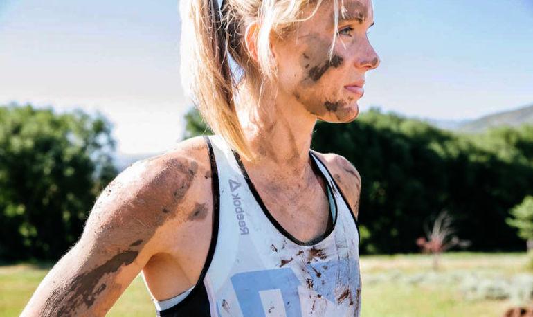 Amelia Boone On Trail Running, Salt Baths, And #Wellth Hero Image