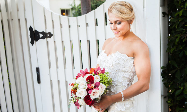 I'm A Personal Trainer: Here's How I Got In Shape For My Wedding Day Hero Image