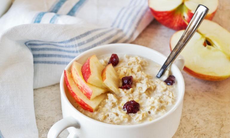 Rev Up Your Metabolism With 3 Easy No-Cook Porridge Recipes (Gluten-free + Vegan!) Hero Image