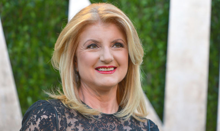 How Arianna Huffington Rebuilt Her Life To Make HuffPo Happen Hero Image