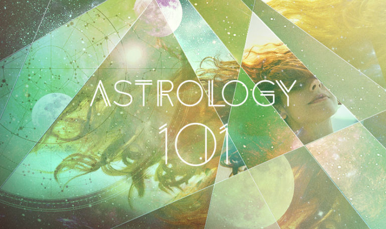 Astrology 101: How Your Moon Sign Can Help You Get A Grip On Your Emotions Hero Image