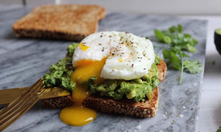 A Recipe To Take Your Avocado Toast Up A Notch Hero Image