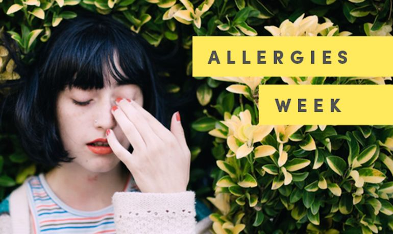 Is Inflammation At The Root Of Your Allergies? (An Integrative Immunologist Explains) Hero Image