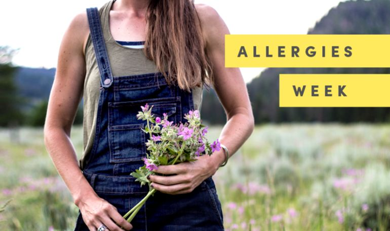 A Gut Health Expert Reveals The Truth About Your Seasonal Allergies Hero Image