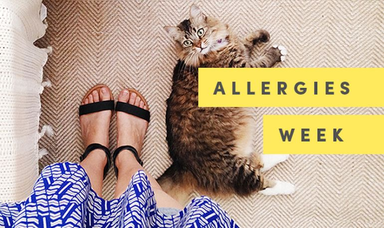 Itchy Eyes, Be Gone: A Room-By-Room Guide To Creating An Allergen-Free Home Hero Image