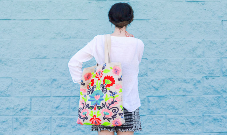 7 Tote Bags We're Coveting For Spring & Summer (They're Eco-Friendly Too) Hero Image