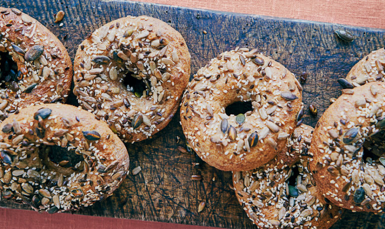 We May Have Found The World's Healthiest Bagel. Here's Exactly What's In 'Em Hero Image