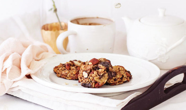 How To Make Healthy Breakfast Cookies With What's Already In Your Kitchen Hero Image
