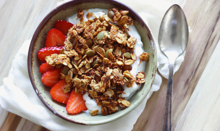 Sugar-Free Coconut Granola You'll Want To Eat All Week Hero Image