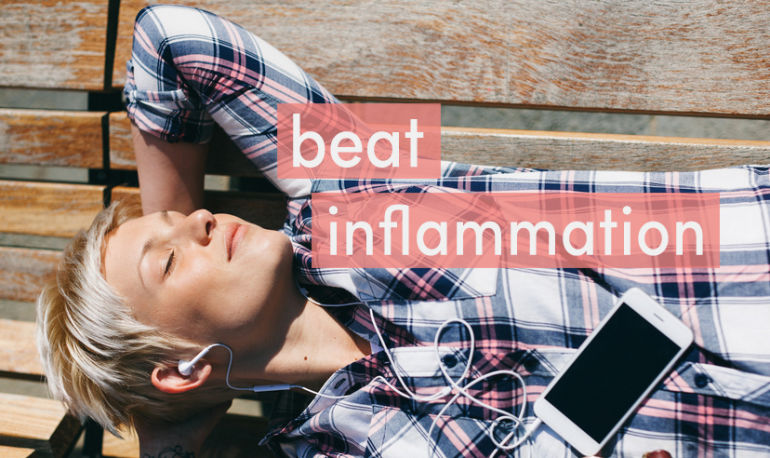 7 Ways To Reduce Chronic Inflammation That Have Nothing To Do With Diet Hero Image
