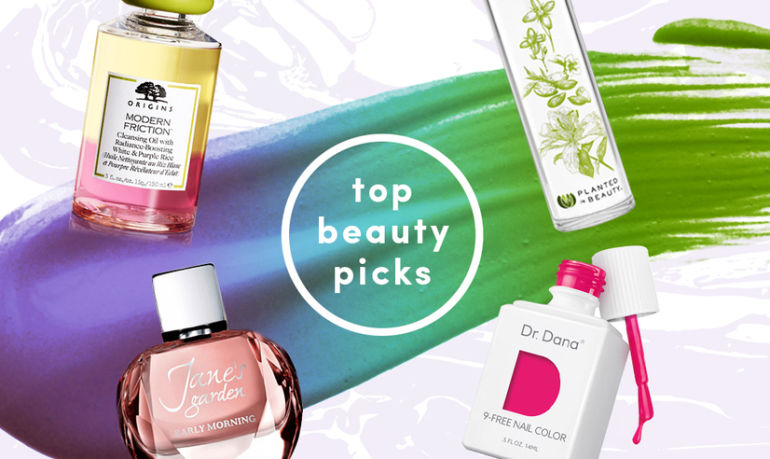 Our Beauty Editor Is Stocking Up On These 7 Vibey Products For Spring Hero Image