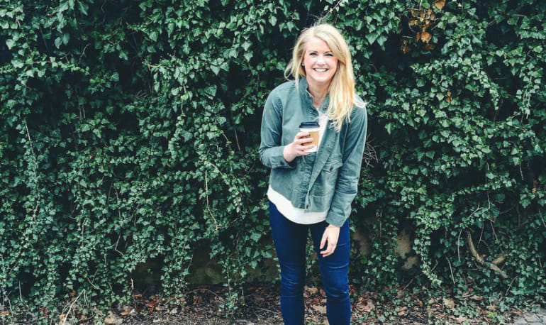 What Registered Dietitian Taylor Riggs Eats In A Day Hero Image