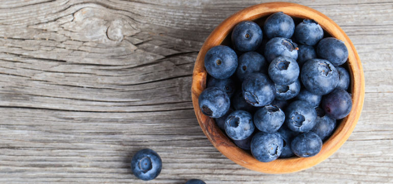 10 Reasons You Should Eat Blueberries Every Day Hero Image