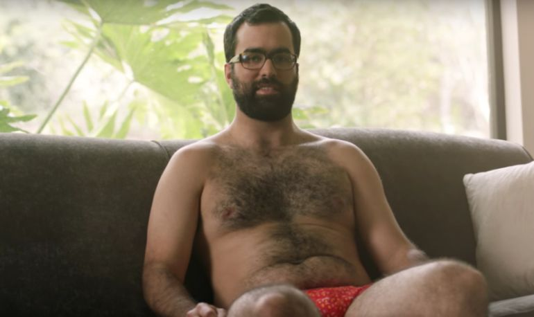 At Last, There's A Body-Positive Underwear Campaign For Men Hero Image