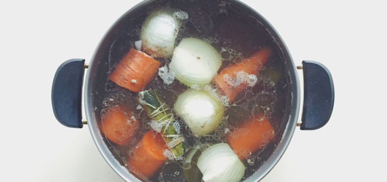 The Secret Anti-Aging Properties Of Bone Broth Hero Image