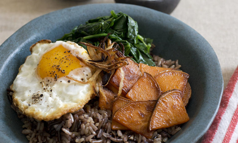 A Rice Bowl For Breakfast (Yes, Really!) Hero Image