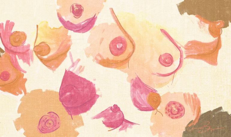 Nipples, Wonderbras & Desire: A Love Letter To My Breasts Hero Image
