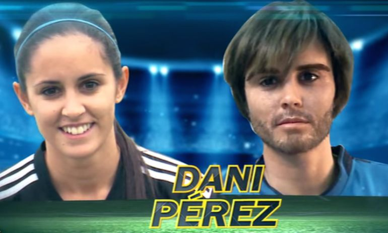 Watch This Spanish Soccer Star Disguised As A Man School Her Male Opponents Hero Image