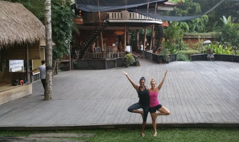 How To Create A Custom Yoga Retreat You Can Actually Afford Hero Image