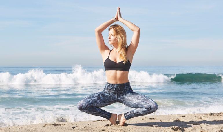 How To Eat, Sleep, And Breathe Like A Yogi Hero Image