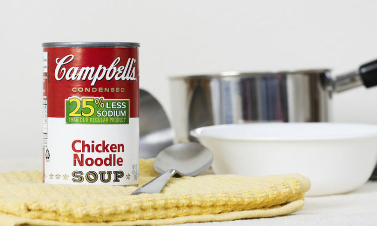 Campbell's Soup Will Be The First Major U.S. Food Company To Label GMOs Hero Image
