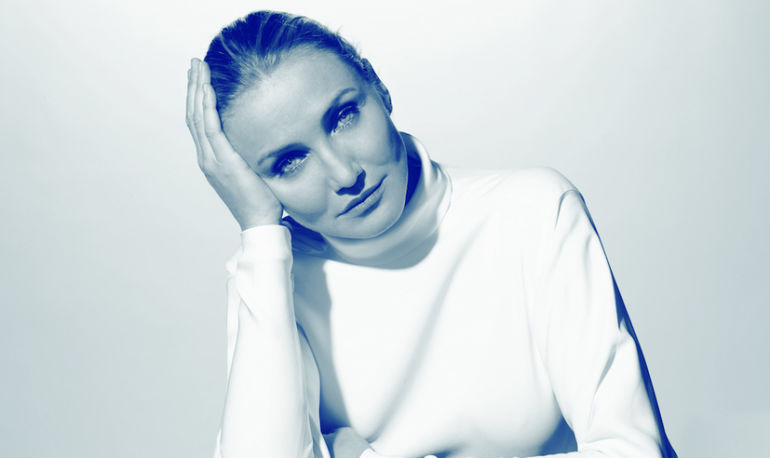 Cameron Diaz On Aging Well, Trusting Your Gut, And #Wellth Hero Image