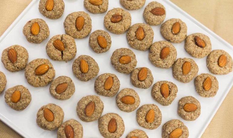 These 5-Ingredient Cardamom + Tahini Cookies Will Make You Swoon Hero Image