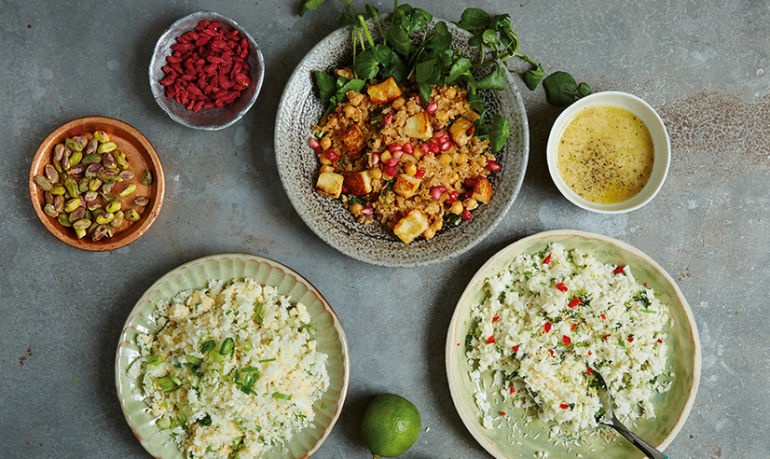 The Hemsley Sisters School Us On Cauliflower Rice Hero Image