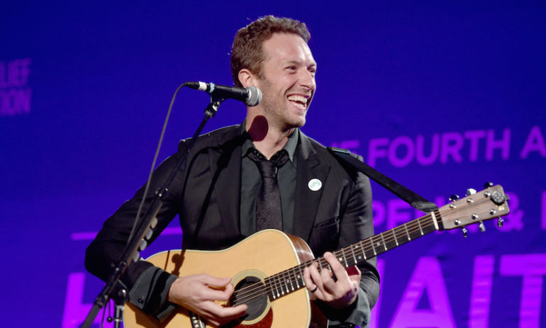 The Surprising Reason Chris Martin Only Eats Six Days A Week Hero Image