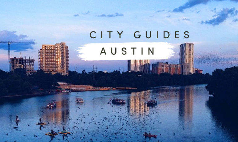 City Guide: How Outdoor Voices Founder Tyler Haney Is #DoingThings In Austin Hero Image
