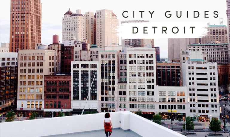 How Detroit Is Making A Name For Itself As A Wellness Destination Hero Image