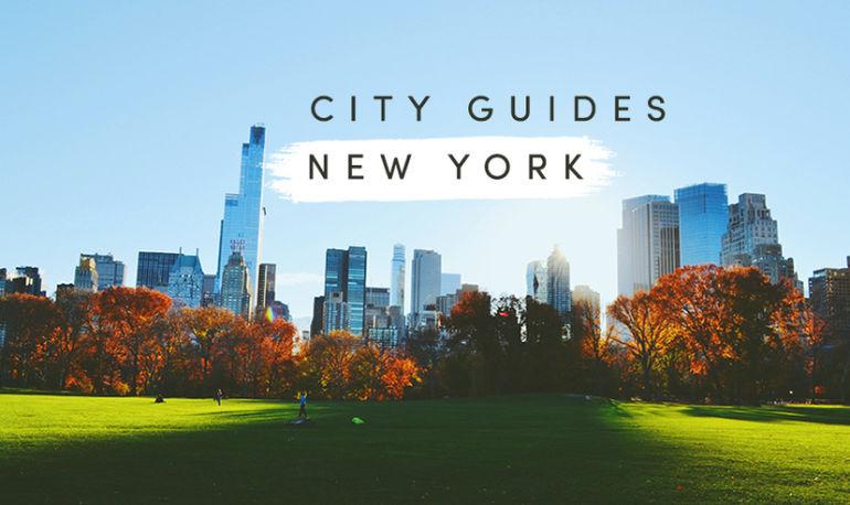 City Guide: Check Out How Yogi Tara Stiles Does New York Hero Image