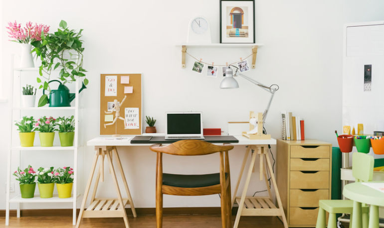 How Tackling Office Clutter Can Bring You Peace (And 5 Ways To Get Started) Hero Image
