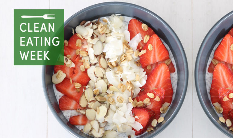 3 Desserts That Will Completely Change Your Mind About Clean Eating Hero Image