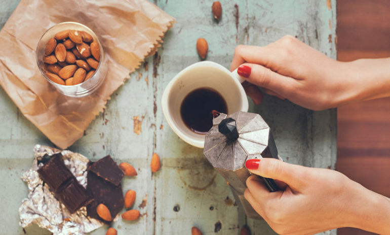 5 Reasons Coffee Is Your Skin's Best Friend Hero Image