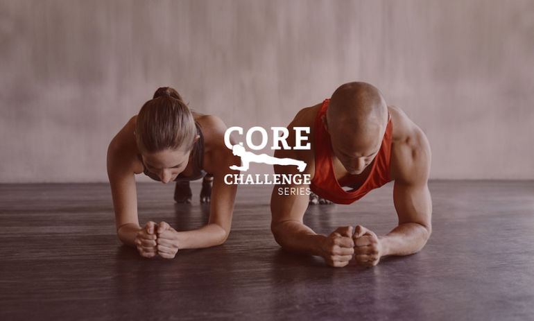 Challenge Day 1: Fire Up Your Core In 5 Minutes Hero Image