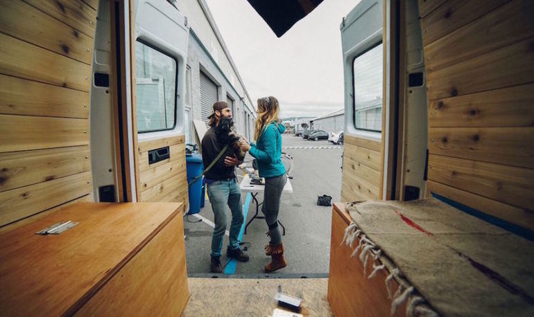 The Moment I Decided To Move Into A Van + How I Made It Happen Hero Image