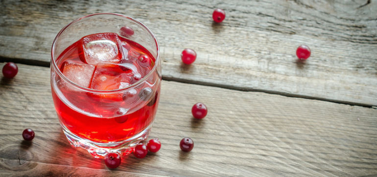Remember Cranberry Juice? 5 Reasons To Drink More Of It Hero Image