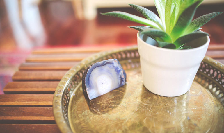 The Crystal Rituals That Will Amplify Your Astrological Potential This Month Hero Image
