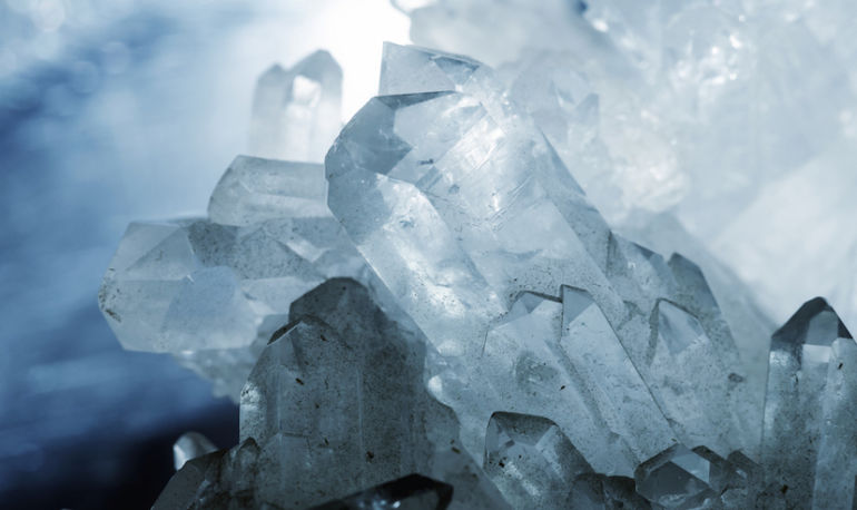 How Crystals Can Help You Stay Connected To Your Intentions Hero Image